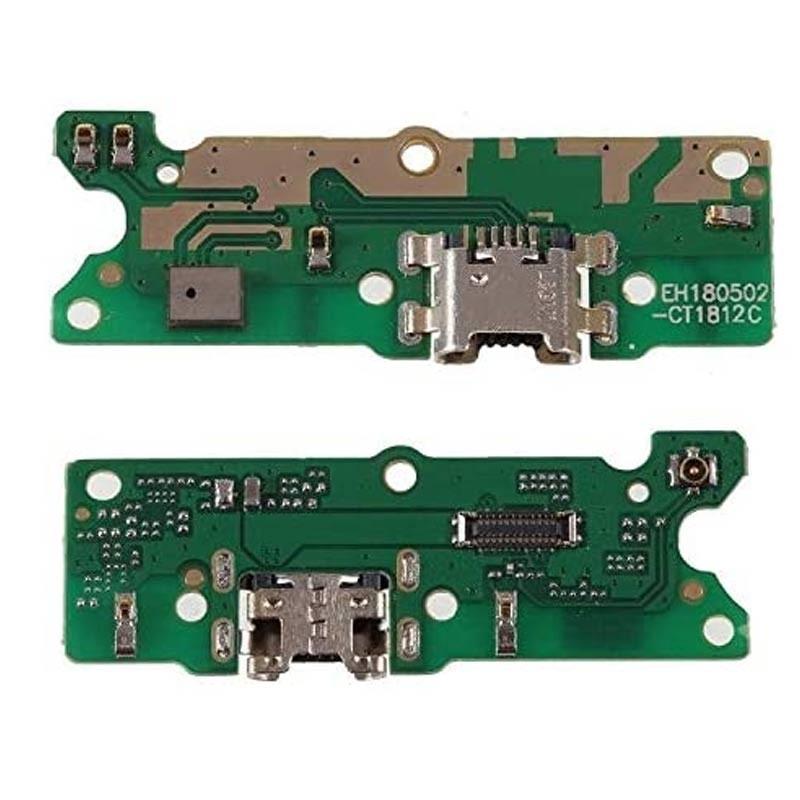 Modulo conector de carga y micro Huawei Y5 2018