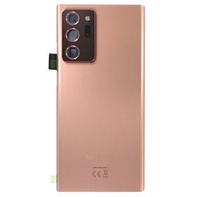Tapa trasera original Samsung Galaxy Note 20 Ultra 5G N986 Bronce