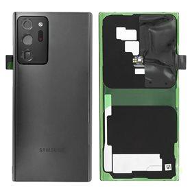 Tapa trasera original Samsung Galaxy Note 20 Ultra 5G N986 negro