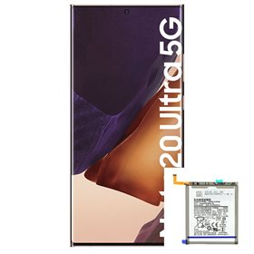 Reparacion/ cambio Bateria Samsung Galaxy Note 20 Ultra 5G N986