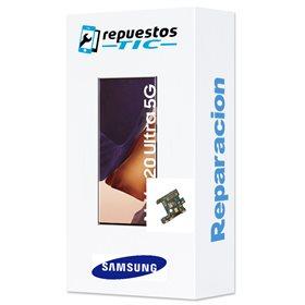 Reparacion/ cambio microfono  Samsung Galaxy Note 20 Ultra 5G N986