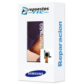 Reparacion Camara trasera principal Samsung Galaxy Note 20 Ultra 5G N986