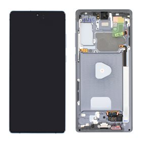 Pantalla completa original Samsung Galaxy Note 20 5G N981 Gris