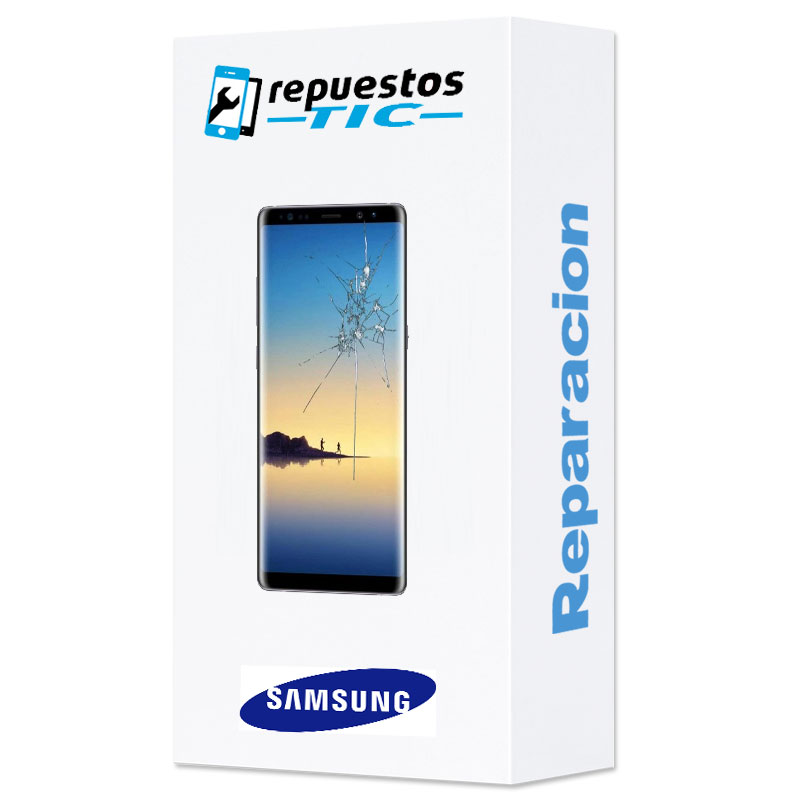 Reparacion pantalla (solo cristal) Samsung Galaxy Note 8 N950F