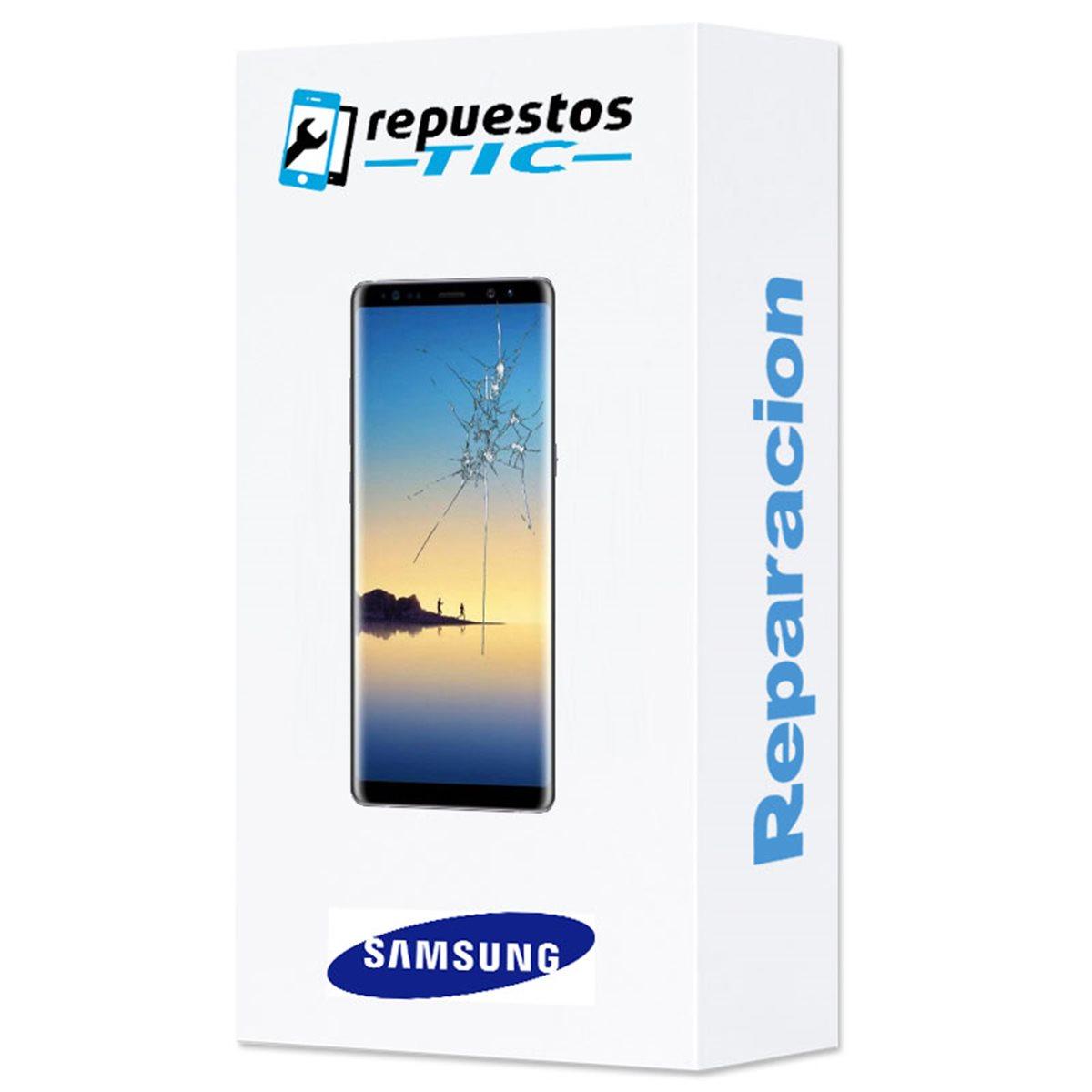 Reparaçao Ecrã (cristal) Samsung Galaxy Note 8 N950F