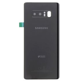Tapa trasera original Samsung Galaxy Note 8 G950 Negra