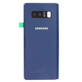 Tapa trasera original Samsung Galaxy Note 8 G950 Azul