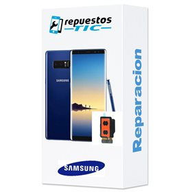 Reparacion/ cambio Camara trasera original Samsung Galaxy Note 8 N950F