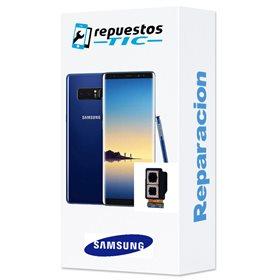Reparacion/ cambio Camara trasera Samsung Galaxy Note 8 N950F