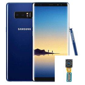 Reparacion/ cambio escaner iris original Samsung Galaxy Note 8 N950F