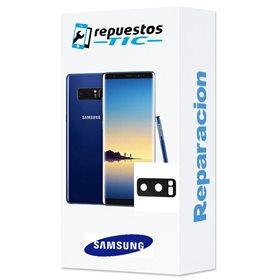 Reparacion/ cambio Lente Camara trasera original Samsung Galaxy Note 8 N950F