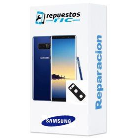 Reparacion/ cambio Lente Camara trasera Samsung Galaxy Note 8 N950F