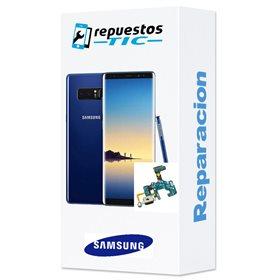 Reparacion/ cambio Conector de carga original Samsung Galaxy Note 8 N950F