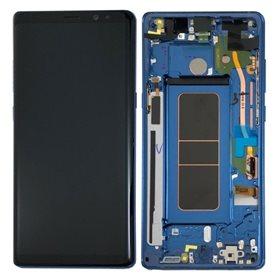 Pantalla completa original Samsung Galaxy Note 8 N950F Azul