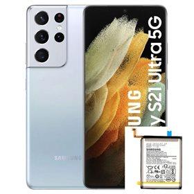 Reparacion/ cambio Bateria original Samsung Galaxy S21 Ultra 5g G998B