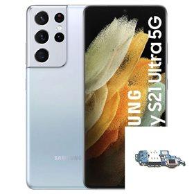 Reparacion/ cambio Lector SIM Samsung Galaxy S21 Ultra 5g G998B