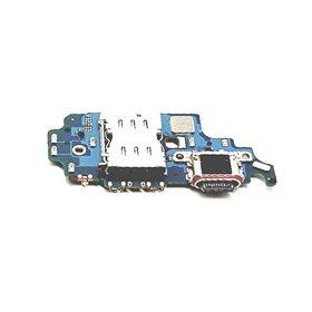 Conector de carga y lector SIM original Samsung Galaxy S21 Ultra 5g G998B