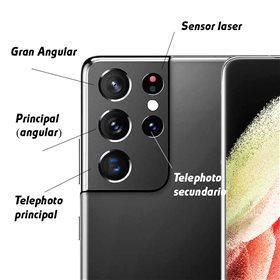 Reparacion/ cambio Camara trasera gran angular original Samsung Galaxy S21 Ultra 5g G998B