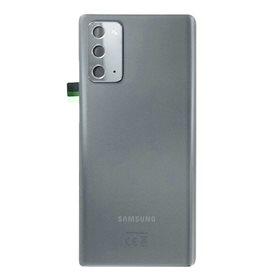 Tapa trasera original Samsung Galaxy Note 20 5G N981 Gris