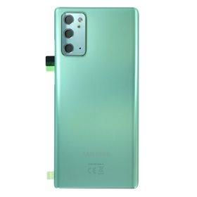 Tapa trasera original Samsung Galaxy Note 20 5G N981 Verde