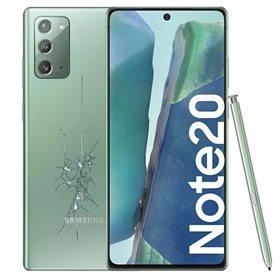 Reparacion/ cambio Tapa trasera original Samsung Galaxy Note 20 N980