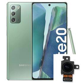Reparacion/ cambio Camara trasera gran angular original Samsung Galaxy Note 20/ 20 5g  N980 N981