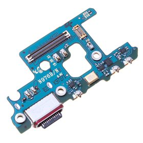 Modulo conector de carga y micro original Samsung Galaxy Note 10 Plus N975