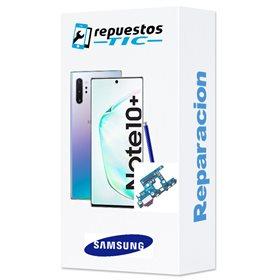 Reparacion/ cambio Modulo conector de carga y micro original Samsung Galaxy Note 10 Plus N975