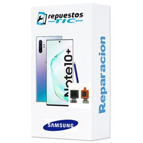 Reparacion/ cambio Camara delantera frontal original Samsung Galaxy Note 10 Plus N975