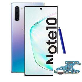 Reparacion/ cambio Modulo conector de carga y micro original Samsung Galaxy Note 10 N970