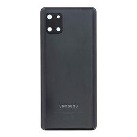 Tapa trasera original Samsung Galaxy Note 10 Lite N770 Negro
