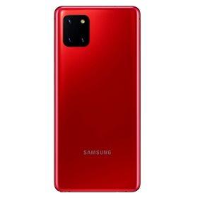 Tapa trasera original Samsung Galaxy Note 10 Lite N770 Rojo