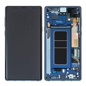 Pantalla completa original Samsung Galaxy Note 9 N960 Azul
