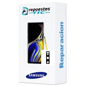 Reparacion/ cambio Lente Camara trasera original Samsung Galaxy Note 9 N960