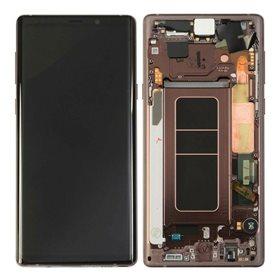 Pantalla completa original Samsung Galaxy Note 9 N960 Marron