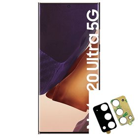 Reparacion/ cambio Lente Camara trasera Samsung galaxy note 20 ultra/ ultra 5G N985 N986