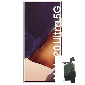 Reparacion/ cambio Modulo antena NFC carga inalambrica Samsung galaxy note 20 ultra/ ultra 5G N985 N986