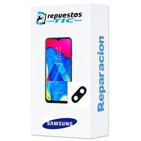 Reparacion/ cambio Lente Camara trasera Samsung Galaxy M10 M105