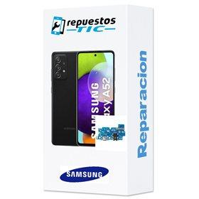 Reparacion/ cambio Modulo conector de carga y micro Samsung Galaxy A52 4G A525