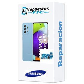 Reparacion/ cambio Modulo conector de carga y micro Samsung Galaxy A52 5G A526B