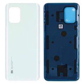 Tapa trasera original Xiaomi Mi 10 Lite 5G Blanco