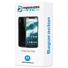 Reparacion/ cambio Pantalla completa Motorola One