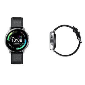 Samsung Galaxy Watch Active 2 40mm 4G Acero Inoxidable Plata R835F