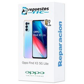 Reparacion/ cambio Conector de carga Oppo Find X3 5G Neo