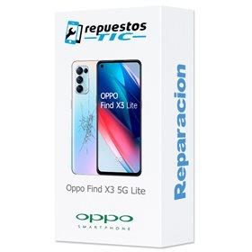 Reparacion/ cambio Tapa trasera Oppo Find X3 5G Neo