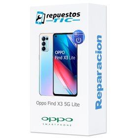 Reparacion/ cambio Sensor de proximidad Oppo Find X3 5G Neo