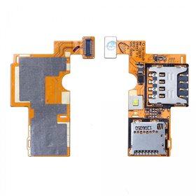 FLEX LECTOR SIM Y MEMORIA LG OPTIMUS F6 D505