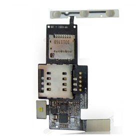 Flex Lector SIM y Micro SD LG Optimus Black P970