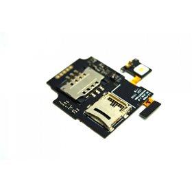 Flex con Lector SIM Y Micro SD LG Optimus 3D P920