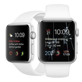 Reparacion/ cambio Cristal pantalla Applewatch Apple Watch series 1 - 42 mm